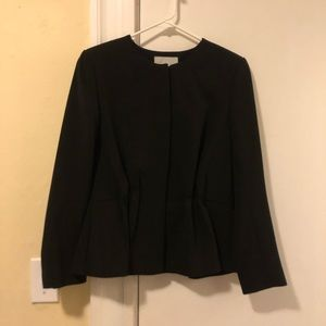 H&M Fitted Blazer Black